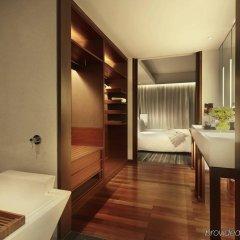 Отель Hansar Bangkok комната для гостей фото 3