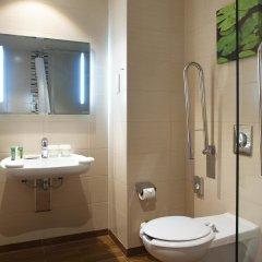 Гостиница Four Elements Kirov ванная