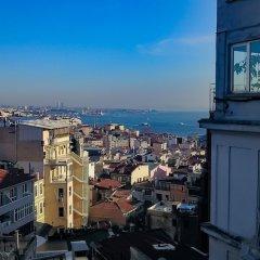 Maroon Tomtom Турция, Стамбул - отзывы, цены и фото номеров - забронировать отель Maroon Tomtom онлайн балкон