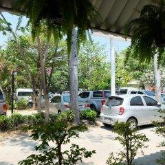 Steve Boutique Hostel Бангкок парковка