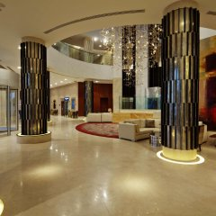 Отель Hilton Baku Азербайджан, Баку - 13 отзывов об отеле, цены и фото номеров - забронировать отель Hilton Baku онлайн интерьер отеля фото 3