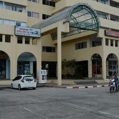 Отель Cozy Loft Паттайя парковка