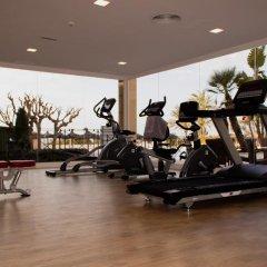 Hotel Club Sur Menorca Сан-Луис фитнесс-зал фото 2
