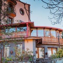 Hotel Mirhav Горис вид на фасад