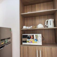 Отель TRIIP Orion 416 Apartment Вьетнам, Хошимин - отзывы, цены и фото номеров - забронировать отель TRIIP Orion 416 Apartment онлайн удобства в номере фото 2