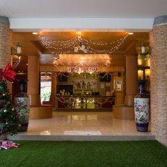 Natural Samui Hotel гостиничный бар