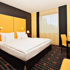 Отель Angelo By Vienna House Katowice Польша, Катовице - отзывы, цены и фото номеров - забронировать отель Angelo By Vienna House Katowice онлайн комната для гостей фото 2
