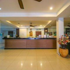 Отель BangTao Tropical Residence интерьер отеля