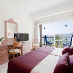 Отель Grupotel Cala San Vicente Испания, Сен-Жуан-де-Лабриджа - отзывы, цены и фото номеров - забронировать отель Grupotel Cala San Vicente онлайн комната для гостей фото 2