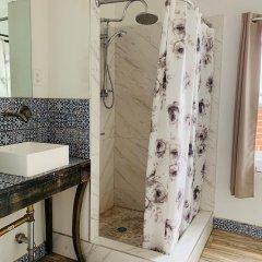 Отель Kamway Lodge США, Нью-Йорк - отзывы, цены и фото номеров - забронировать отель Kamway Lodge онлайн ванная