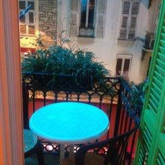 Отель Felix Франция, Ницца - 5 отзывов об отеле, цены и фото номеров - забронировать отель Felix онлайн балкон фото 2