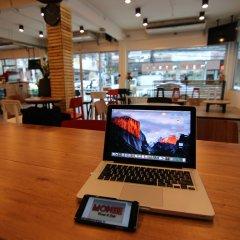 Homie Hostel & Cafe' Бангкок интерьер отеля фото 3