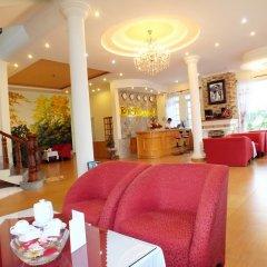 Отель Reveto Dalat Villa Далат гостиничный бар