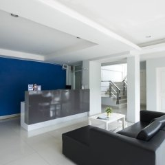 Апартаменты Nw Apartment Lasalle 59 Бангкок комната для гостей фото 3