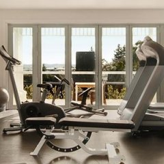 Отель Hilton Lake Taupo фитнесс-зал фото 4