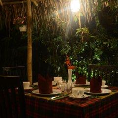 Отель Hoi An Red Frangipani Villa питание фото 2