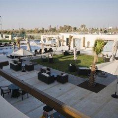 Отель Amman Airport Hotel Иордания, Аль-Джиза - отзывы, цены и фото номеров - забронировать отель Amman Airport Hotel онлайн приотельная территория фото 2