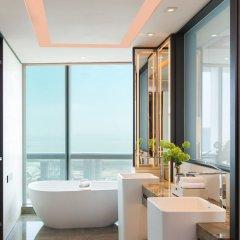 Отель Shenzhen Marriott Hotel Nanshan Китай, Шэньчжэнь - отзывы, цены и фото номеров - забронировать отель Shenzhen Marriott Hotel Nanshan онлайн ванная