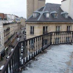 Hotel Des 3 Nations балкон