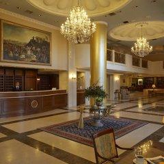 Grand Hotel Palace Салоники интерьер отеля
