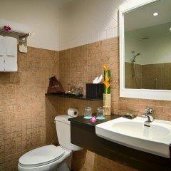 Отель Novotel Phuket Surin Beach Resort 4* Люкс с различными типами кроватей фото 10