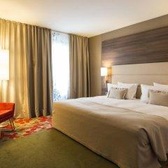 Отель Meliá Düsseldorf 4* Номер Премиум разные типы кроватей фото 7