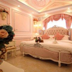 Отель Xiamen Feisu Knight Royal Garden Китай, Сямынь - отзывы, цены и фото номеров - забронировать отель Xiamen Feisu Knight Royal Garden онлайн комната для гостей фото 3