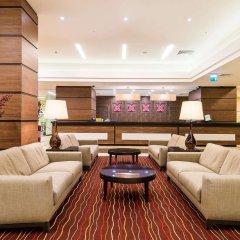 Гостиница Hilton Garden Inn Красноярск интерьер отеля