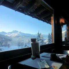 Отель Snow & Mountain Resort Schatzalp Швейцария, Давос - отзывы, цены и фото номеров - забронировать отель Snow & Mountain Resort Schatzalp онлайн балкон