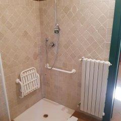 Campastrello Sport Hotel Residence Кастаньето-Кардуччи ванная