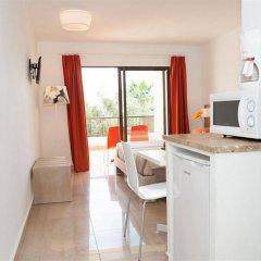 Отель Apartamentos Sol Romantica удобства в номере