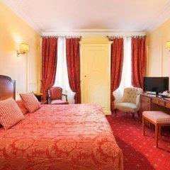 Hotel Queen Mary Paris комната для гостей фото 7