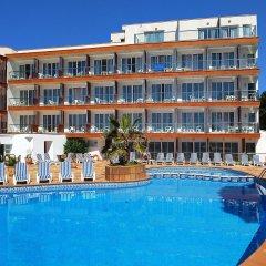 Hotel Clumba бассейн