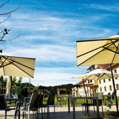 Отель Oca Golf Balneario Augas Santas Испания, Пантон - отзывы, цены и фото номеров - забронировать отель Oca Golf Balneario Augas Santas онлайн помещение для мероприятий фото 2