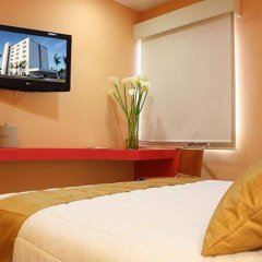 Отель Mision Express Merida Altabrisa спа