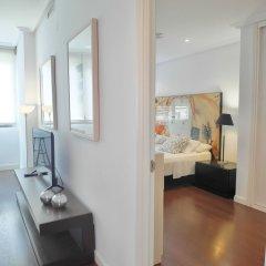 Отель DFlat Escultor Madrid 503 Apartments Испания, Мадрид - отзывы, цены и фото номеров - забронировать отель DFlat Escultor Madrid 503 Apartments онлайн комната для гостей фото 2