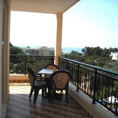 Summer Memories Hotel And Apartments Родос балкон