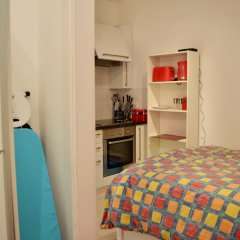 Апартаменты Bright Studio Flat in Knightsbridge Лондон в номере фото 2