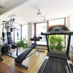 Гостиница Avangard Health Resort фитнесс-зал