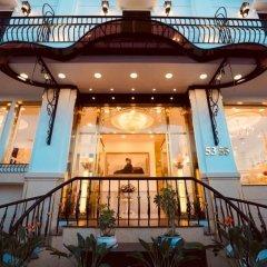 Отель Tulip City View Далат гостиничный бар