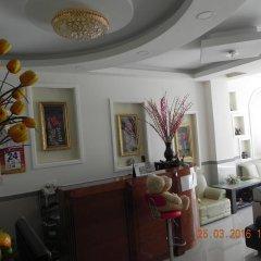 Kim Nhung Hotel Далат интерьер отеля