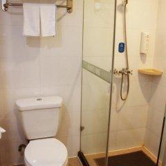 Отель BERLAND Hotel Китай, Сиань - отзывы, цены и фото номеров - забронировать отель BERLAND Hotel онлайн ванная фото 2