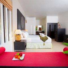 Отель Nai Yang Beach Resort & Spa 4* Стандартный номер с различными типами кроватей