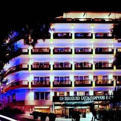Отель St George Lycabettus Греция, Афины - отзывы, цены и фото номеров - забронировать отель St George Lycabettus онлайн вид на фасад