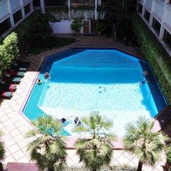 Asia Hotel Bangkok Бангкок бассейн фото 2