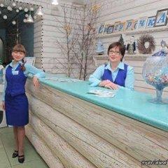 Гостиница Снегурочка интерьер отеля фото 3