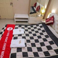 Отель Nida Rooms Suriyawong 703 Business Town Бангкок в номере