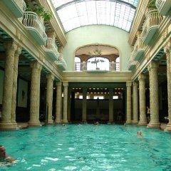 Отель Danubius Hotel Gellert Венгрия, Будапешт - - забронировать отель Danubius Hotel Gellert, цены и фото номеров бассейн фото 3