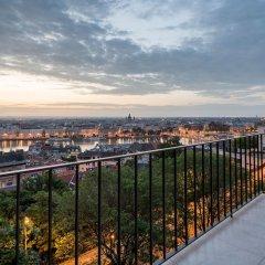Апартаменты Castle Apartments Budapest балкон
