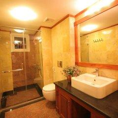 Отель Palace De Thien Thai Executive Residences - Tho Nhuom ванная фото 2